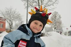 Hanges (anuwintschalek) Tags: street morning schnee winter white snow 35mm austria december strasse snowfall lumi weiss morgen kalle niedersterreich 2010 talv hommik schneefall wienerneustadt lapsed tnav valge nikond90 lumesadu lumehang