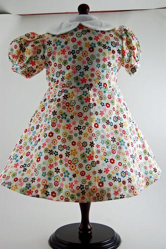 1940s Doll Dress 01