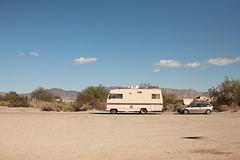 On the Move (codywbratt) Tags: california digital canon desert 5d rv camper saltonsea 2010 slabcity niland codybratt