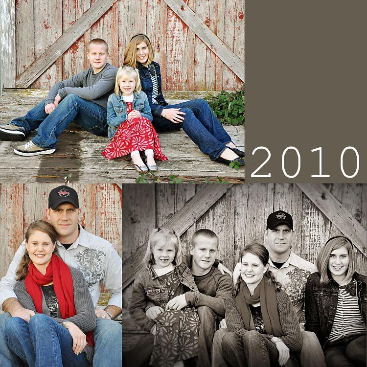 Karstens Family 2010