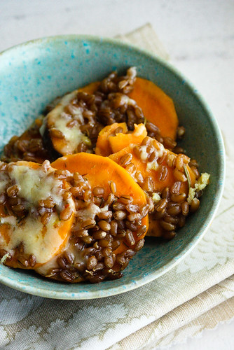 wheat berry sweet potato bake (1 of 1)