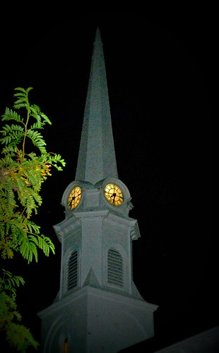 Night Steeple