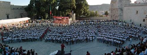 Gobierno de Oaxaca, Bandas de los Pueblos Indígenas, Oaxaca