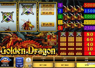 Golden Dragon slot game online review