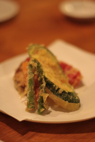 Kobachi - vegetable tempura