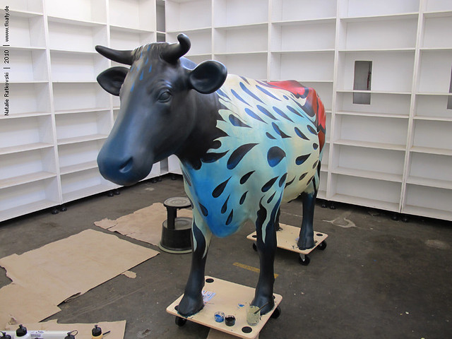 Cow, 26, day 3