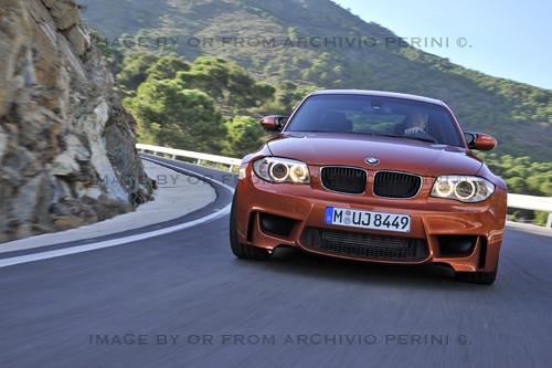 BMW 2011 M1 Coupé
