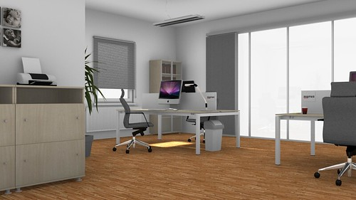 Office - Rendering