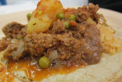 Tacos Carmelita: Picadillo Taco