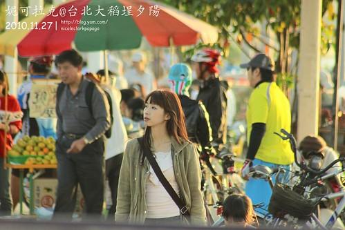 台北大稻埕夕陽20101211-019