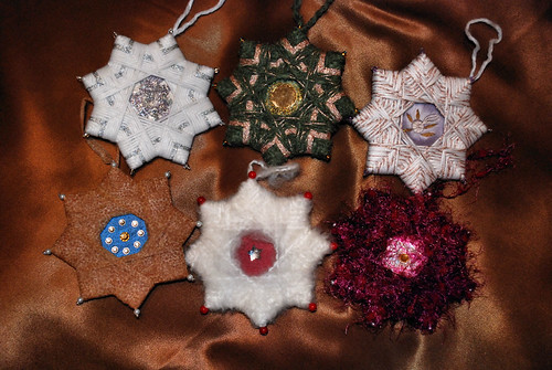 2010 Christmas decorations - finished.
