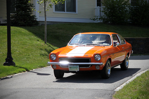 Chevrolet Vega GT, 1973