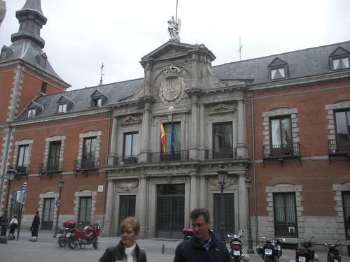 Sede del Ministerio de Asuntos Exteriores