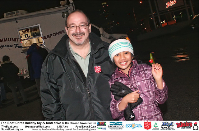 The BEAT CARES holiday food and toy drive at Brentwood Town Centre photos by Ron Sombilon Gallery (648) by Ron Sombilon Gallery