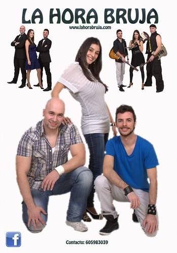 La hora bruja 2011 - trío - cartel