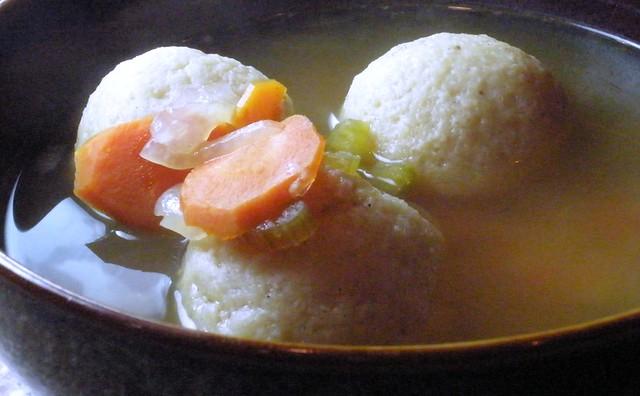 matzo ball soup 015
