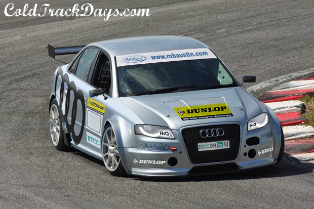 BTCC // AUDI WILL RETURN TO TOURING CAR RACING IN 2011