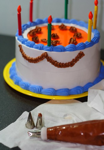 Trace and Learn Cake23