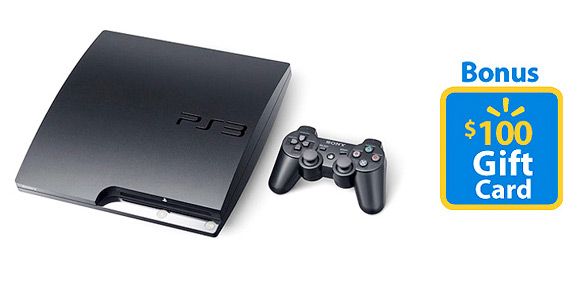 PS3 160GB deal