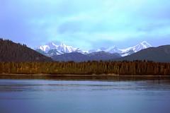 Glacier Bay Alaska Sept 2010 (Jan Nagalski) Tags: ocean mountains nature alaska landscape glaciers theblue glacierbay iceageicefields