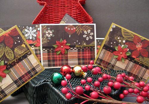 Poinsettia Merry Christmas