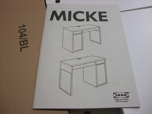 IKEA MICKE