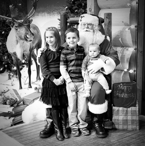babies-and-santa