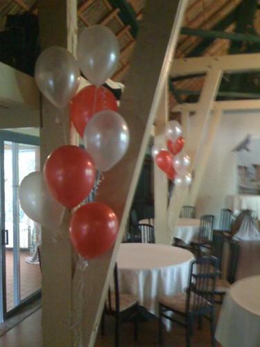 Heliumballonnen Ridderhof Maassluis