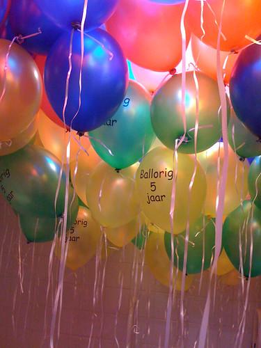 Heliumballonnen Ballorig Oud Beijerland