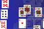 Play Crescent Solitaire Flash Game