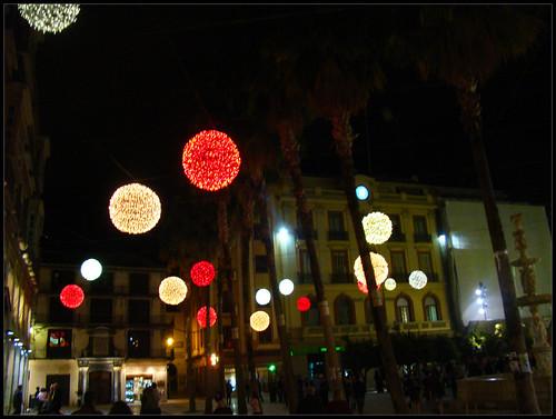 Bolas Navideñas Málaga
