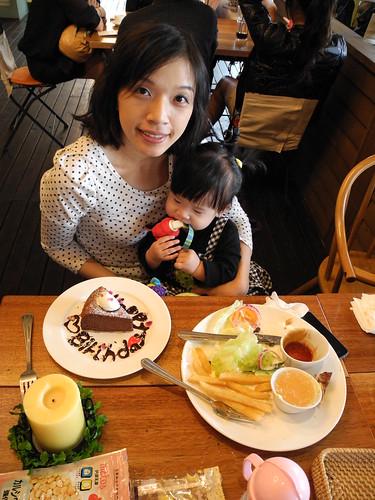 壽星的免費 生日蛋糕