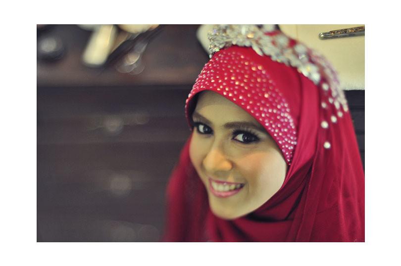 Izzal Siti Aishah Wedding