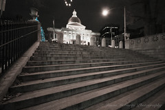 Stairs to the State House