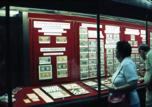 Eliasberg Coin Exhibit at Philadelphia Mint 1976