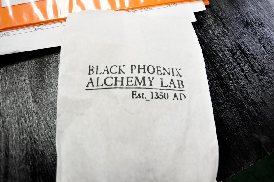 Black Phoenix Alchemy Lab | Santa vs  Krampus