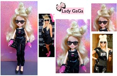 Lady GaGa  (1st  Bratz Boyz) Tags: music celebrity artist girlz moxie bratz lookalikes ladygaga