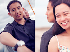 Candice and Ian: A Bohol Engagement Session (weddingpassport) Tags: wedding port pier engagement bohol session passport baclayon prenup engagementsession weddingpassport esession balwarte ianuy candicesia