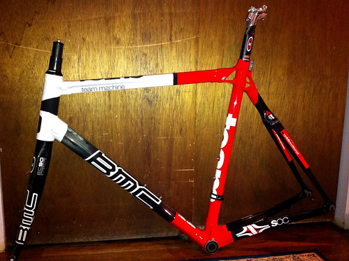 cleaning inside of carbon frame - Bike Forums