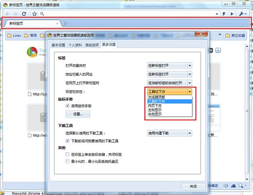 TheWorld Chrome4.0.2.224发布