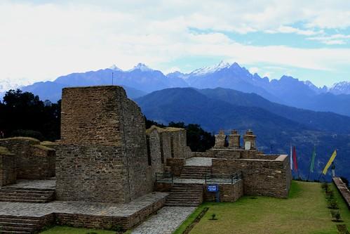 Rabdentse Ruins Sikkim