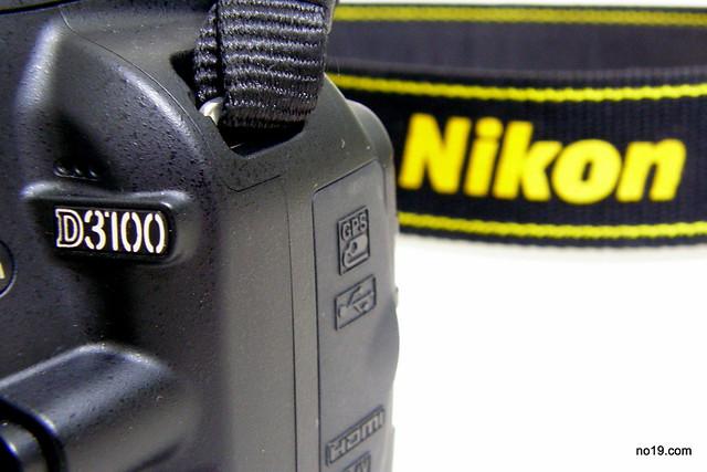 D3100 Nikon - PC253281