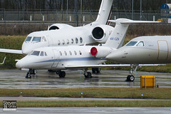 4X-CZA - 650-0187 - Private - Cessna 650 Citation III - Luton - 101216 - Steven Gray - IMG_6704