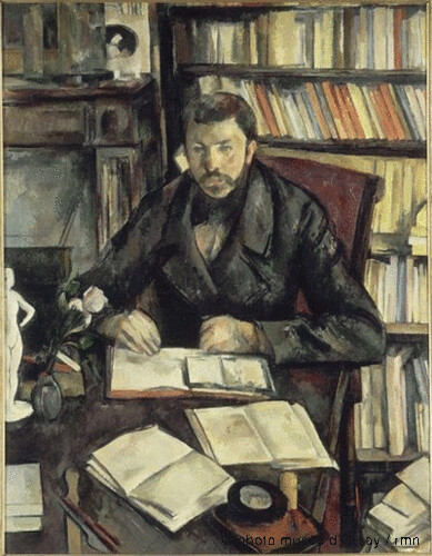 Gustave Geffroy, Paul Cézanne 1895-1896