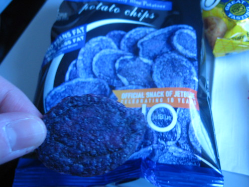 JetBlue blue chips
