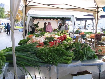 More local produce at Salamanca Market in Hobart