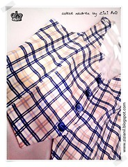 Colete xadrez (Zizi Anil) Tags: moda fuxico patchwork roupa saia bolero colete vesturio zizianil