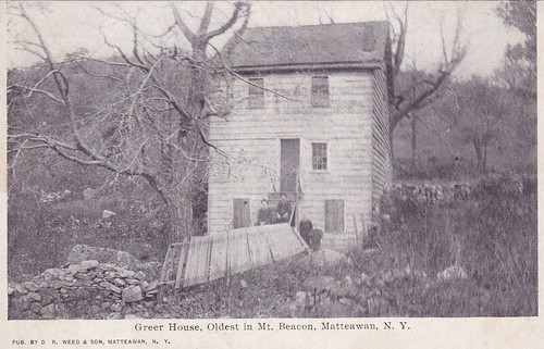 Mt Beacon; Greer Cottage