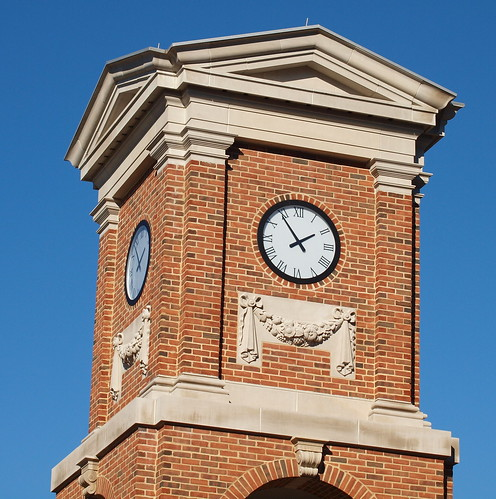 Denny Chimes · Lucy Clock Tower