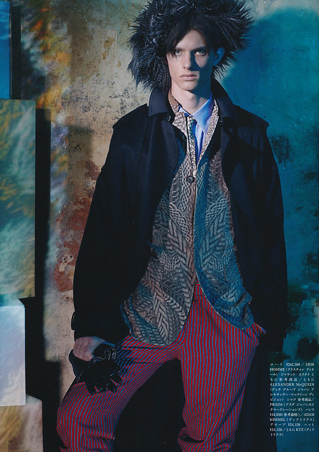 VOGUE HOMMES JAPAN5_024Moritz Laufer